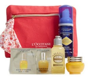 Free 5 Pc Gift with $65 L'Occitane Purchase @ Nordstrom