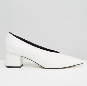 $49 ASOS SWIPE Pointed Heels @ ASOS