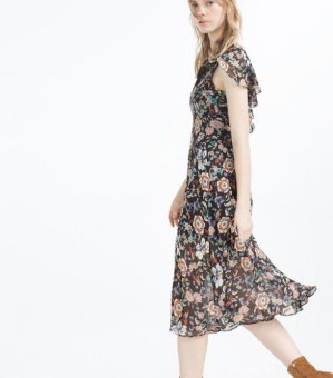 $19.99(reg.$99.9) PRINTED DRESS