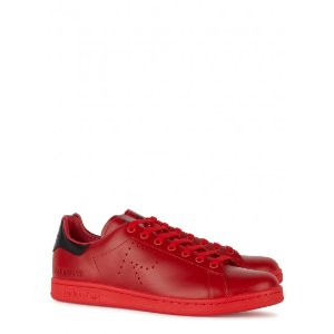 ADIDAS X RAF SIMONS Stan Smith leather trainers