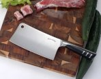 $12.74 7 Inch Stainless Steel Chopper-Cleaver-Butcher Knife