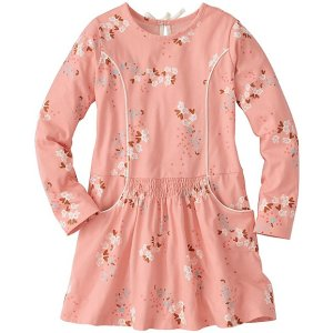 Girls Smocked Flora Dress | Sale Girls Dresses