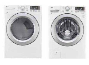 $399 each LG 7.4 cu.Dryer/ LG 4.5 cu Washer
