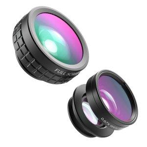 Gizcam 3 in 1 Phone Lens Kits