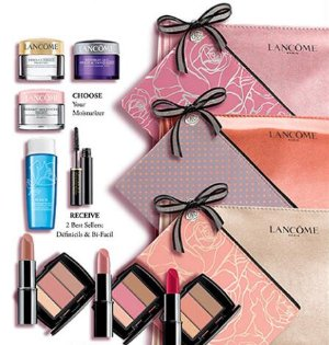 Free 6 Piece Gift With Over $35 Lancome Purchase @ Dillard's