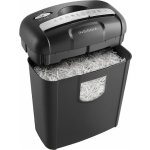 Insignia 6-Sheet Crosscut Shredder Black