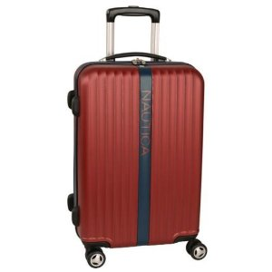 Nautica Surfers Paradise 25 Inch Hardside Spinner Suitcase