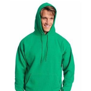 Hanes EcoSmart Pullover Hoodie Sweatshirt