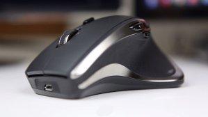 Logitech MX Performance Wireless Laser Mouse
