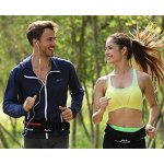 Running Belt- Men Women Waist Pack-Fanny Pack-Stretchable Money Travel Fanny Bag-Clothin