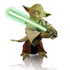 Start! 2016 Black Friday! 29.99 Star Wars Legendary Jedi Master Yoda - Collector Box Edition