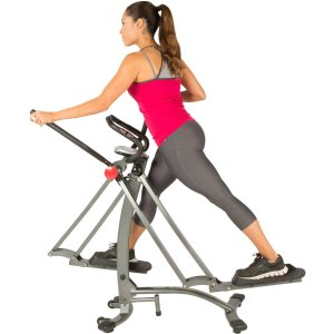 Fitness Reality Multi-Direction Elliptical Cloud Walker X1 with Pulse Sensors
