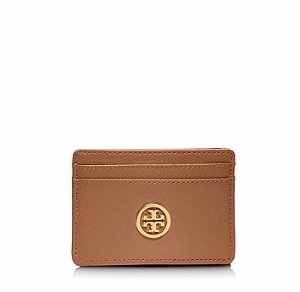 ROBINSON SLIM CARD CASE @ Tory Burch