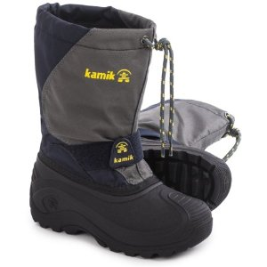 Kamik Fireball5 Pac Boots (For Toddlers) - Save 60%