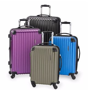 Starting From $39.97 Ciao! Hardside Luggage Collection @ Bon-Ton