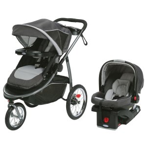 Graco Modes Jogger Travel System - Admiral - Graco - Babies