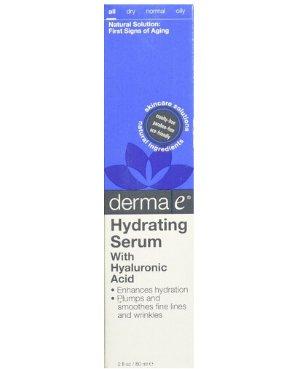 $13.85(reg.$29.5) derma e Hyaluronic Acid Rehydrating Serum, Packaging May Vary, 2 fl oz (60 ml)