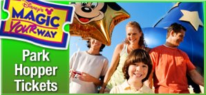 $49610-Day Magic Your Way ® Ticket with Park Hopper