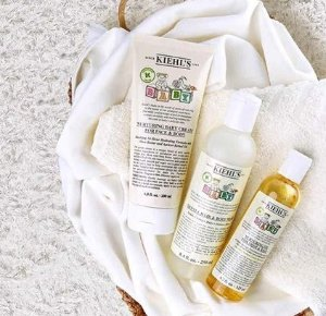 $20 Off $65 Baby & Mom Care @ Kiehl's