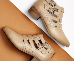 Up to 65% Off Clarks Shoes Sale @ Hautelook