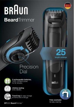 £19.99(reg.£49.99) Braun BT5050 Beard Trimmer