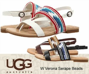 $54.99 UGG Verona Serape Beads On Sale @ 6PM.com