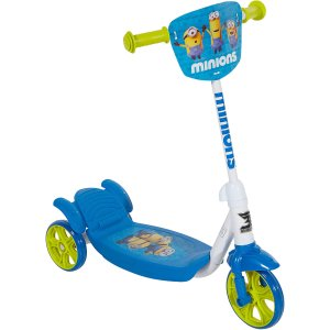 Minions 3-Wheel Scooter