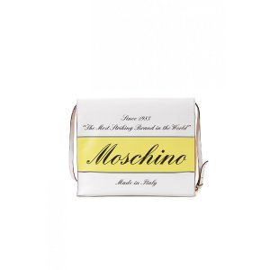 Moschino Logo Bag With Shoulder Strap | Tessabit shop online
