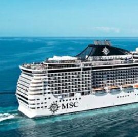 From $463MSC Divina 7 nights Eastern Caribbean