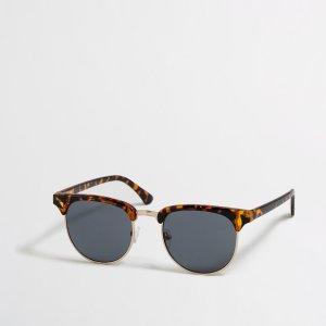 Retro Frame Sunglasses : Men's Accessories | J.Crew Factory