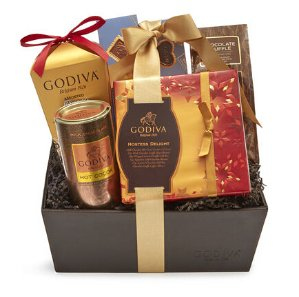 Godiva Hostess Basket (Dealmoon Exclusive)
