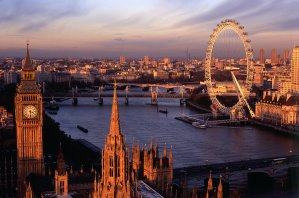 $299 Low airfares traveling from New York (Newark Liberty Airport) to London (Gatwick)
