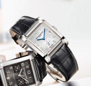 DealmoonExclusive! $795( Orig $3,600)Baume et Mercier Hampton Milleis Automatic Leather Mens Watches (3 Colors)
