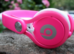 $67.49 Beats by Dre Mixr DJ Headphones-Neon Pink