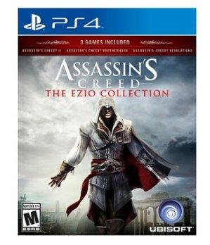 $19.99 原价$59.99)Assassin's Creed刺客信条The Ezio合集 等游戏促销