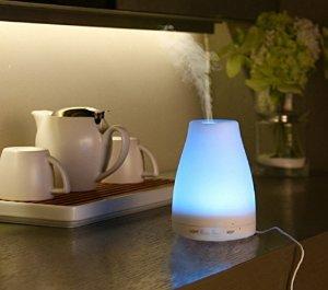 Innoo Tech  Essential Oil Aromatherapy Diffuser, 100ml Humidifier