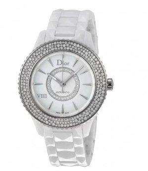 DIOR VIII Diamond Studded Automatic Ladies Watch