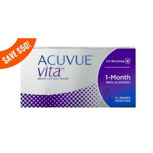 Acuvue Vita 6PK | Contacts Direct