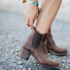 Up to 50% Off Frye Women and Men Shoes Sale  @ Rue La La