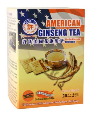 Free gift With Purchase $49+ @ Hsu's Ginseng