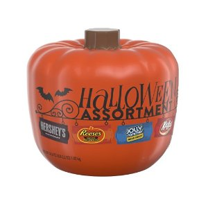 HERSHEY'S Halloween Assortment Pumpkin Bowl