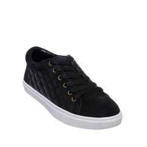 LESLIE QUILTED LOW-TOP SNEAKER - Juicy Couture