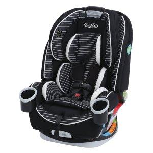 $199.99(原价$299.99)Graco 4ever 4合1可调节婴幼儿车用安全座椅