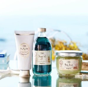 30% off + Free Body Scrub Site-wide Sale @ Sabon