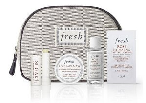 Free Beach Bag + 19 Beauty Samples With $125 Fresh Beauty Purchase @ Neiman Marcus