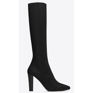 SAINT LAURENT LILY 95 TALL BOOT