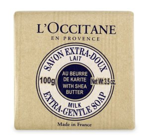 Free Full-size Soap With any Full-priced Item @ L'Occitane