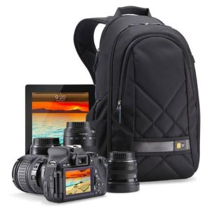 $21.95 Case Logic CPL-108 DSLR Camera and iPad/Netbook Backpack