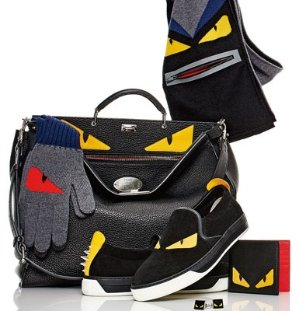 Get Up to $900 Giftcard Fendi Men Wallets and Bakpacks Sale @ Saks Fifth Avenue
