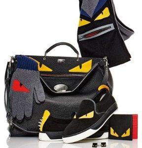 Get Up to $900 Giftcard Fendi Men Wallets and Bakpacks Sale @ Saks Fifth Avenue